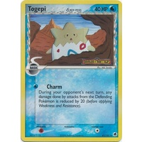 Togepi (Delta Species) 41/101 EX Dragon Frontiers Reverse Holo Uncommon Pokemon Card NEAR MINT TCG