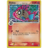 Feebas (Delta Species) 49/101 EX Dragon Frontiers Reverse Holo Common Pokemon Card NEAR MINT TCG