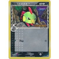 Natu (Delta Species) 55/101 EX Dragon Frontiers Reverse Holo Common Pokemon Card NEAR MINT TCG