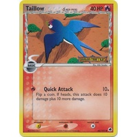 Taillow (Delta Species) 66/101 EX Dragon Frontiers Reverse Holo Common Pokemon Card NEAR MINT TCG