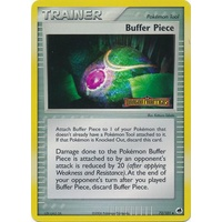 Buffer Piece 72/101 EX Dragon Frontiers Reverse Holo Uncommon Trainer Pokemon Card NEAR MINT TCG