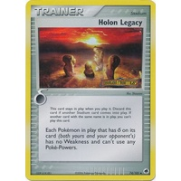 Holon Legacy 74/101 EX Dragon Frontiers Reverse Holo Uncommon Trainer Pokemon Card NEAR MINT TCG