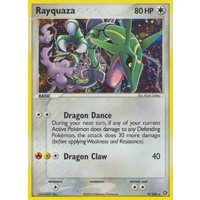 Rayquaza 9/106 EX Emerald Holo Rare Pokemon Card NEAR MINT TCG