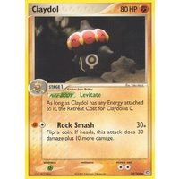 Claydol 24/106 EX Emerald Uncommon Pokemon Card NEAR MINT TCG