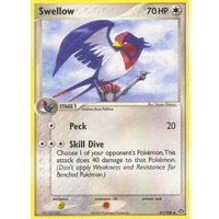 Swellow 41/106 EX Emerald Uncommon Pokemon Card NEAR MINT TCG