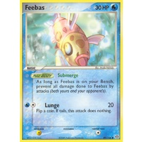 Feebas 49/106 EX Emerald Common Pokemon Card NEAR MINT TCG