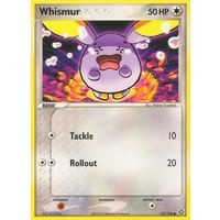 Whismur 73/106 EX Emerald Common Pokemon Card NEAR MINT TCG
