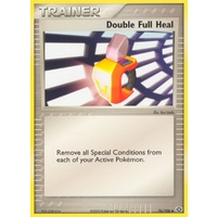 Double Full Heal 76/106 EX Emerald Uncommon Trainer Pokemon Card NEAR MINT TCG