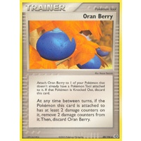 Oran Berry 80/106 EX Emerald Uncommon Trainer Pokemon Card NEAR MINT TCG