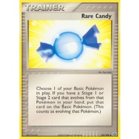 Rare Candy 83/106 EX Emerald Uncommon Trainer Pokemon Card NEAR MINT TCG