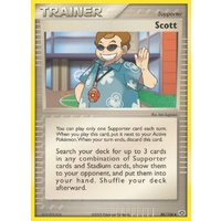 Scott 84/106 EX Emerald Uncommon Trainer Pokemon Card NEAR MINT TCG