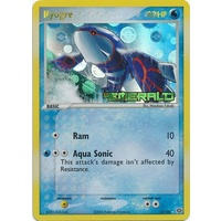 Kyogre 6/106 EX Emerald Reverse Holo Rare Pokemon Card NEAR MINT TCG