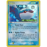 Kyogre 15/106 EX Emerald Reverse Holo Rare Pokemon Card NEAR MINT TCG