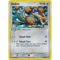 Dodrio 26/106 EX Emerald Reverse Holo Uncommon Pokemon Card NEAR MINT TCG