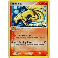 Ninetales 38/106 EX Emerald Reverse Holo Uncommon Pokemon Card NEAR MINT TCG
