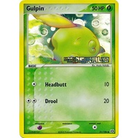 Gulpin 51/106 EX Emerald Reverse Holo Common Pokemon Card NEAR MINT TCG