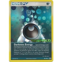 Darkness Energy 86/106 EX Emerald Reverse Holo Rare Pokemon Card NEAR MINT TCG