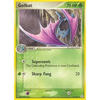 Golbat 36/101 EX Hidden Legends Uncommon Pokemon Card NEAR MINT TCG