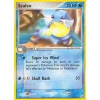 Sealeo 47/101 EX Hidden Legends Uncommon Pokemon Card NEAR MINT TCG