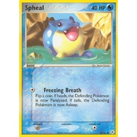 Spheal 74/101 EX Hidden Legends Common Pokemon Card NEAR MINT TCG