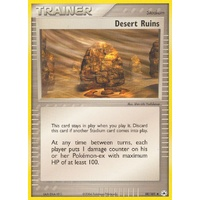 Desert Ruins 88/101 EX Hidden Legends Uncommon Trainer Pokemon Card NEAR MINT TCG