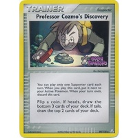 Professor Cozmo's Discovery 89/110 EX Holon Phantoms Reverse Holo Uncommon Trainer Pokemon Card NEAR MINT TCG