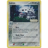 Lairon 38/92 EX Legend Maker Reverse Holo Uncommon Pokemon Card NEAR MINT TCG