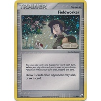 Fieldworker 73/92 EX Legend Maker Reverse Holo Uncommon Trainer Pokemon Card NEAR MINT TCG