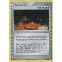 Full Flame 74/92 EX Legend Maker Reverse Holo Uncommon Trainer Pokemon Card NEAR MINT TCG