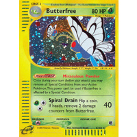 Butterfree 5/165 E-Series Expedition Holo Rare Pokemon Card NEAR MINT TCG