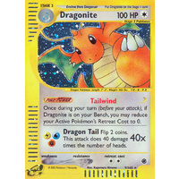 Dragonite 9/165 E-Series Expedition Holo Rare Pokemon Card NEAR MINT TCG