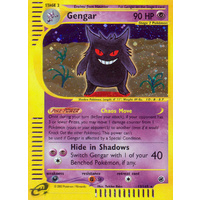 Gengar 13/165 E-Series Expedition Holo Rare Pokemon Card NEAR MINT TCG