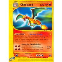 Charizard 40/165 E-Series Expedition Rare Pokemon Card NEAR MINT TCG