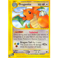 Dragonite 43/165 E-Series Expedition Rare Pokemon Card NEAR MINT TCG