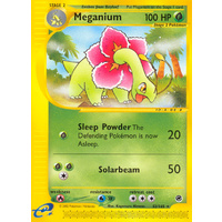 Meganium 53/165 E-Series Expedition Rare Pokemon Card NEAR MINT TCG