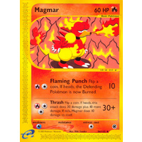 Magmar 86/165 E-Series Expedition Uncommon Pokemon Card NEAR MINT TCG
