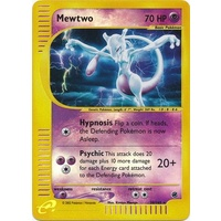 Mewtwo 20/165 E-Series Expedition Reverse Holo Rare Pokemon Card NEAR MINT TCG