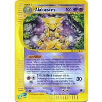 Alakazam 33/165 E-Series Expedition Reverse Holo Rare Pokemon Card NEAR MINT TCG