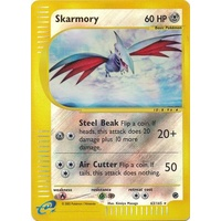 Skarmory 63/165 E-Series Expedition Reverse Holo Rare Pokemon Card NEAR MINT TCG