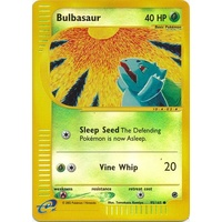 Bulbasaur 95/165 E-Series Expedition Reverse Holo Common Pokemon Card NEAR MINT TCG