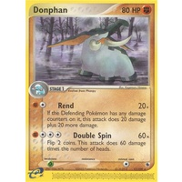 Donphan 17/109 EX Ruby and Sapphire Rare Pokemon Card NEAR MINT TCG