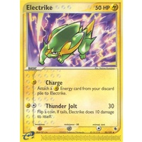Electrike 30/109 EX Ruby and Sapphire Uncommon Pokemon Card NEAR MINT TCG