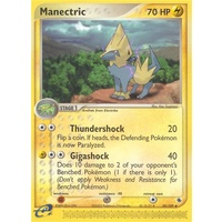 Manectric 39/109 EX Ruby and Sapphire Uncommon Pokemon Card NEAR MINT TCG