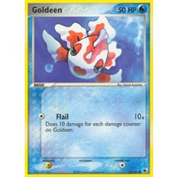Goldeen 55/109 EX Ruby and Sapphire Common Pokemon Card NEAR MINT TCG