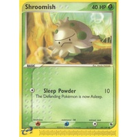 Shroomish 69/109 EX Ruby and Sapphire Common Pokemon Card NEAR MINT TCG