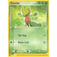 Treecko 76/109 EX Ruby and Sapphire Common Pokemon Card NEAR MINT TCG