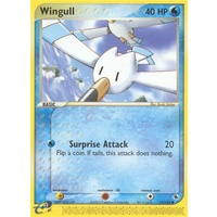 Wingull 77/109 EX Ruby and Sapphire Common Pokemon Card NEAR MINT TCG