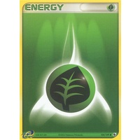 Grass Energy 104/109 EX Ruby and Sapphire Common Pokemon Card NEAR MINT TCG