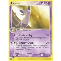 Espeon 16/100 EX Sandstorm Rare Pokemon Card NEAR MINT TCG