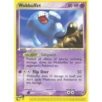 Wobbuffet 26/100 EX Sandstorm Rare Pokemon Card NEAR MINT TCG